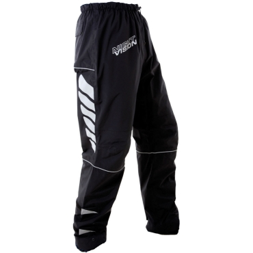 Mens Night Vision Waterproof Overtrousers
