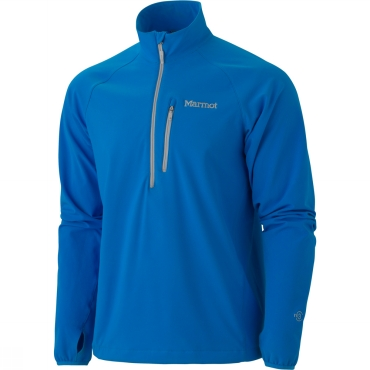 Mens Tempo 1/2 Zip Top