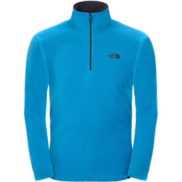 Mens Polartec 100 Glacier 1/4 Zip Fleece