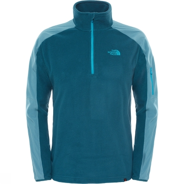 Mens Polartec 100 Glacier Delta Fleece