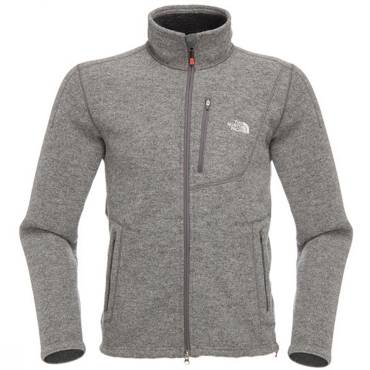 Mens Zermatt Full Zip Fleece
