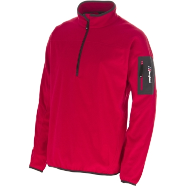 Mens Caudale Half Zip Fleece