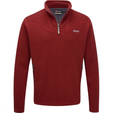Mens Amdo Tech 1/4 Zip Top