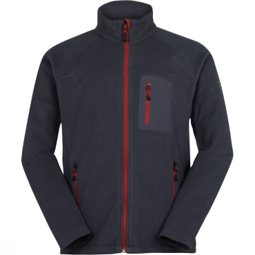 Mens Riot Fleece Full Zip Top