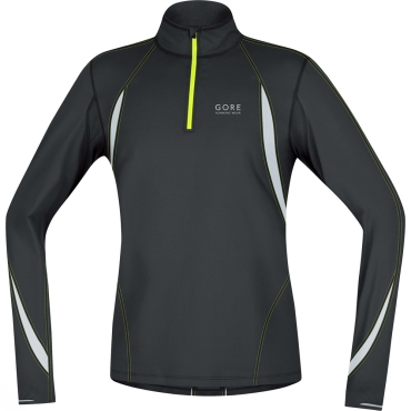 Mens Air Zip Shirt Long