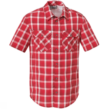 Mens Faro Short Sleeve Shirt