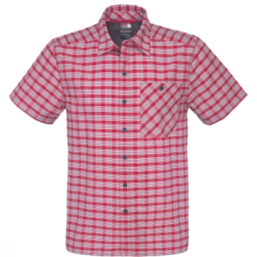 Mens Short Sleeve Hypress Shirt