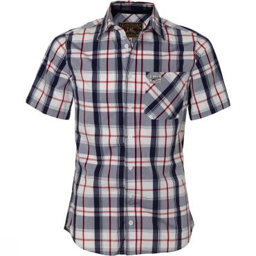 Mens Ridge Short Sleeve Shirt