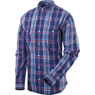Mens Kaha Long Sleeve Shirt