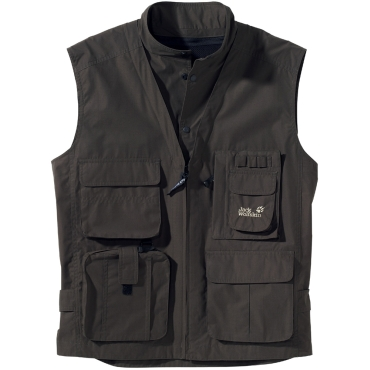 Mens Twin Flame Gilet
