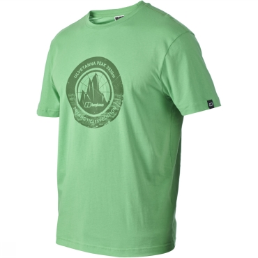Mens Expedition Short Sleeve T-Shirt