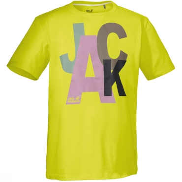 Mens Mixed Jack Tee
