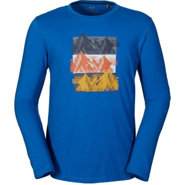 Mens Mount Triple Long Sleeve