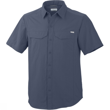 Mens Silver Ridge Short Sleeve Shirt