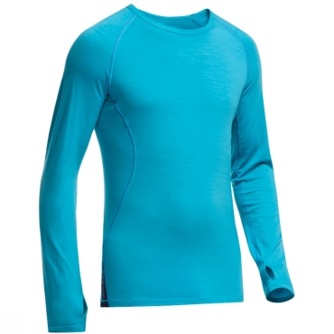 Mens Sprint Long Sleeve Crew