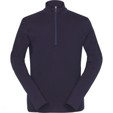 Mens Oasis Long Sleeve Half Zip