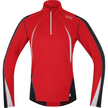 Mens Air Thermo Zip Shirt