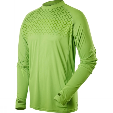 Mens Scramble Long Sleeve Tee