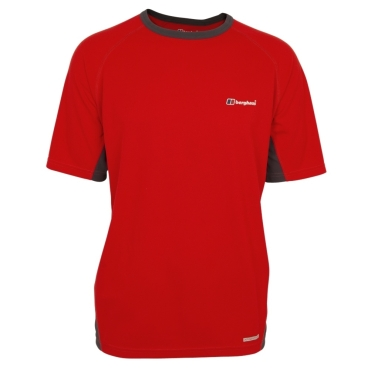 Mens Relaxed Short Sleeve Crew
