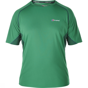 Mens Tech Tee Short Sleeve Crew Neck