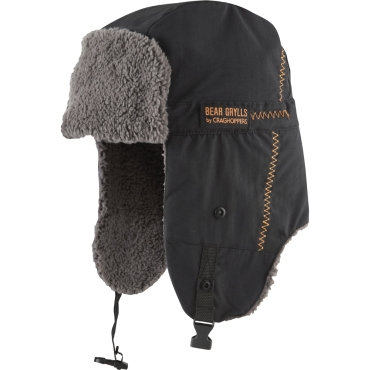 Mens Bear Winter Explorer Hat