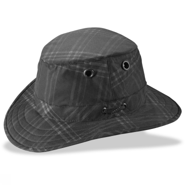 TWC5P Plaid Outback Hat