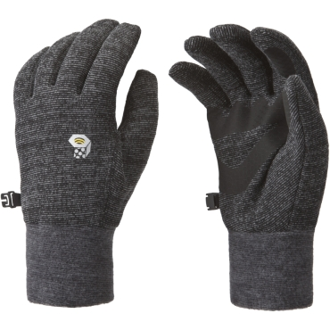 Mens Heavy Weight Wool Stretch Glove