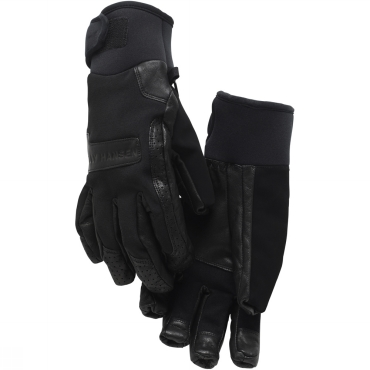 Mens Leather Ski Glove