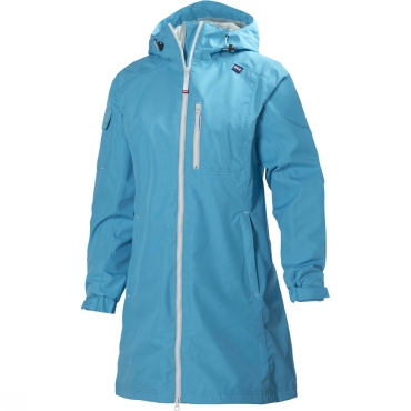 Womens Long Belfast Winter Jacket