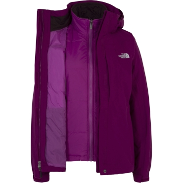 Womens Amp Triclimate Jacket