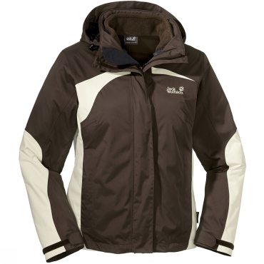 Womens Serpentine 3 in 1 Jacket