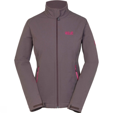 Womens Easy Sonic Softshell Jacket