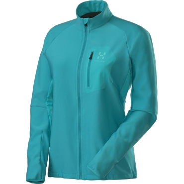 Womens Blast Q Softshell Jacket
