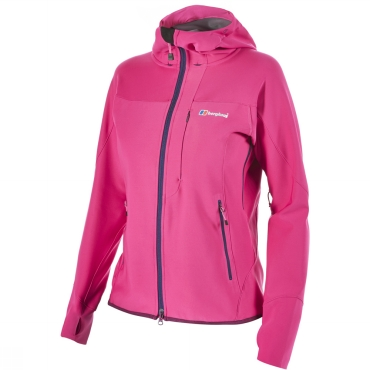 Womens Valaparola Softshell Jacket