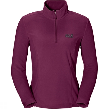 Womens Gecko Fleece Top
