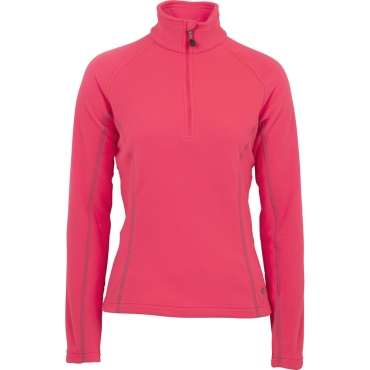 Womens Microchill Zip Top