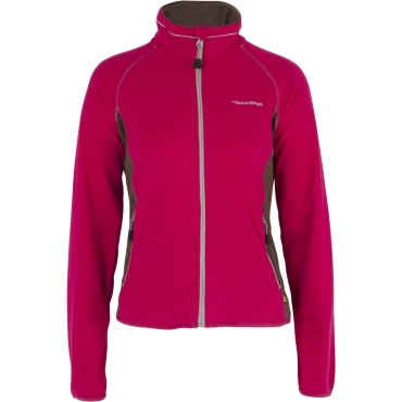 Womens Mission Fleece Jacket