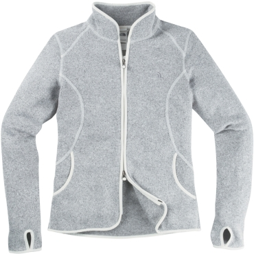 Womens Crescent Point Full Zip Fleece