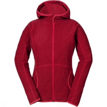 Womens Camira Hooded Fleece
