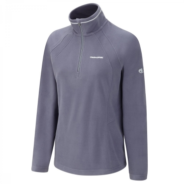 Womens Miska II Half-Zip Fleece