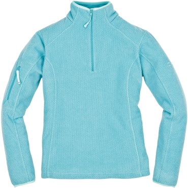 Womens Potala Half Zip Fleece
