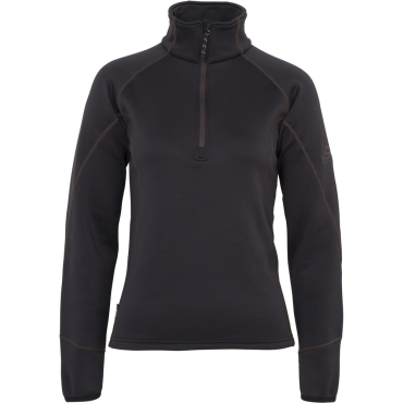 Womens Aiguille Zip Top