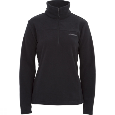 Womens Fast Trek Half Zip Fleece