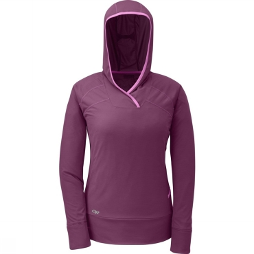 Womens Echo Hoody