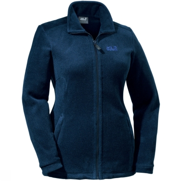 Womens Midnight Moon Fleece Jacket