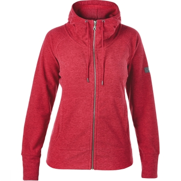 Womens Carham Full Zip Fleece Jacket