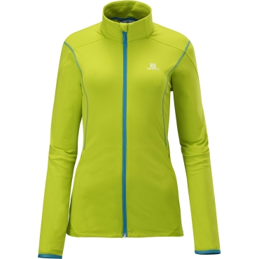 Womens Discovery Full Zip Midlayer Jacket