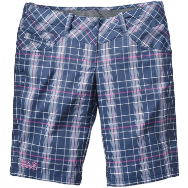 Womens Plaid Shorts