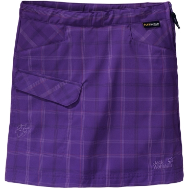 Womens Light Grid Skirt