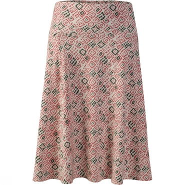 Womens Essential Tile Skirt
